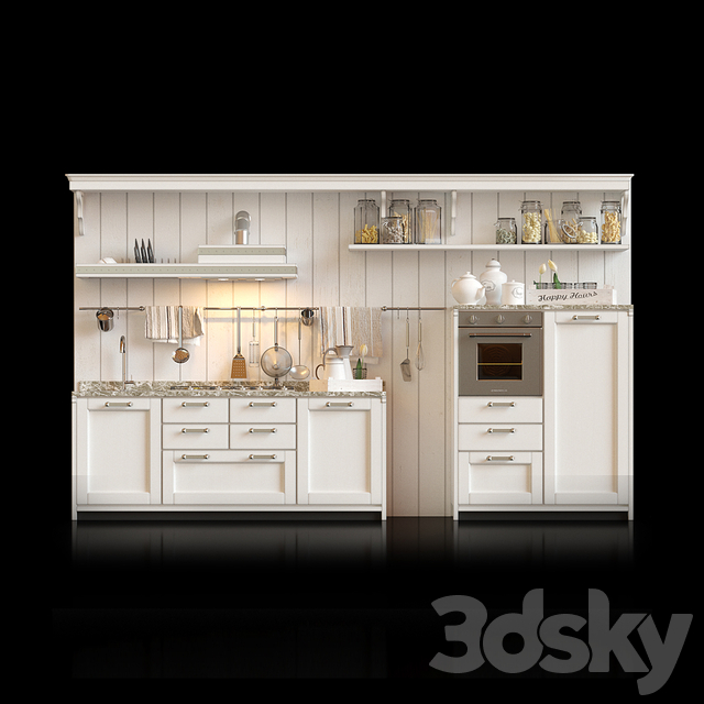 Kitchen from Marchi Cucine from Italy