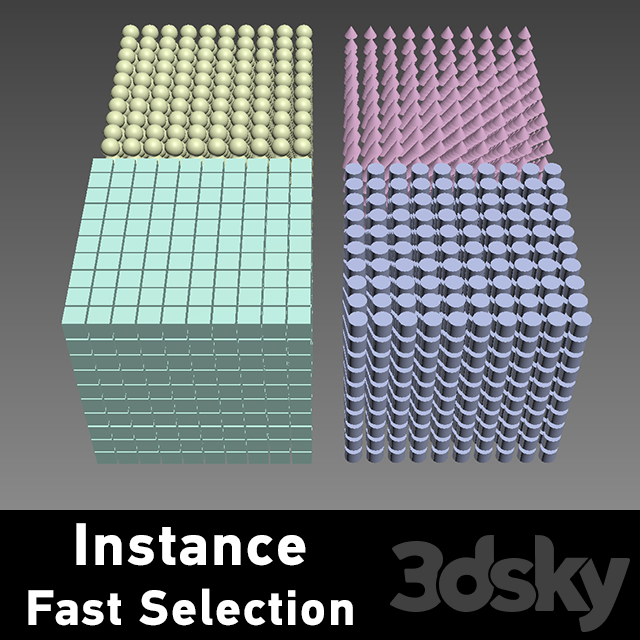 Instance Fast Selection
