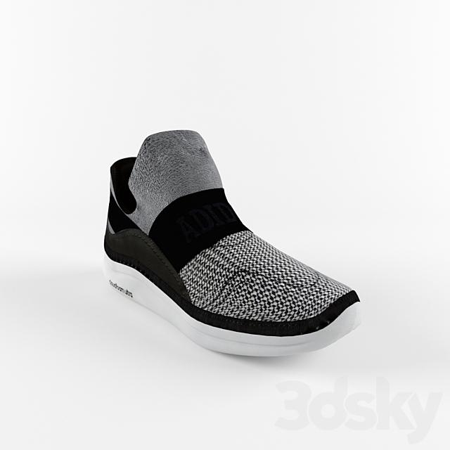 aparato Mentalidad Absay  3d models: Footwear - ADIDAS Cloudfoam Ultra ZEN