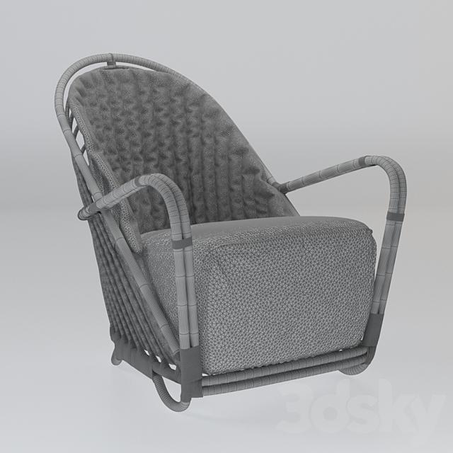 Arne Jacobsen Sika Design-Charlottenborg Lounge Chair