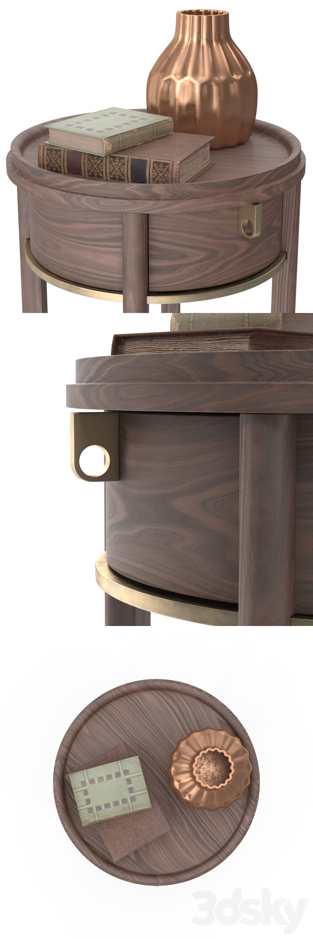 New Classic Side table