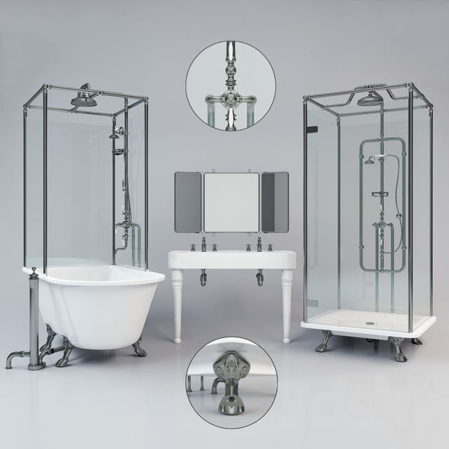 The set of Sanitary Technique Arcade