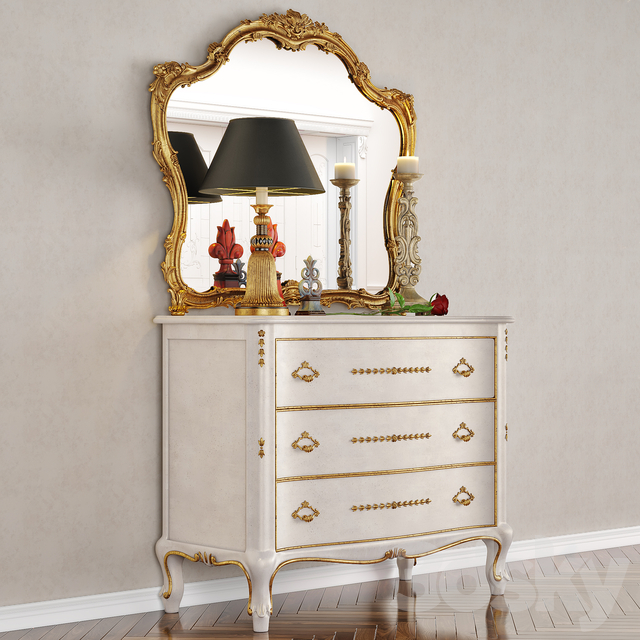 Chest of drawers Florence Art 3541 / S