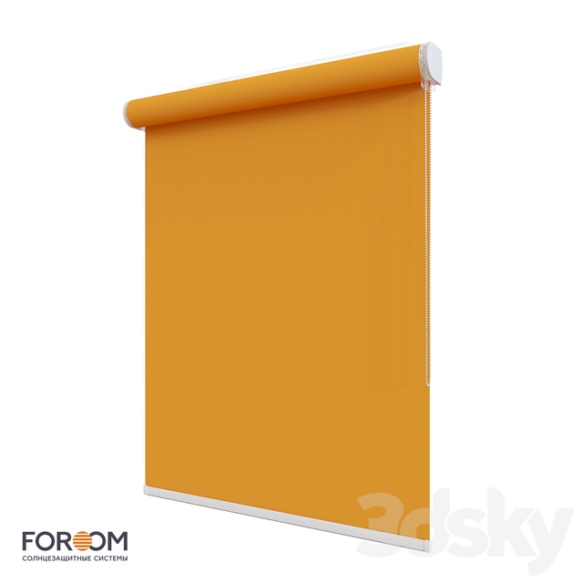 GRANDE roller blinds to cover the entire window
