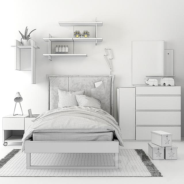 Furniture Gautie collection GRAPHIC part 01