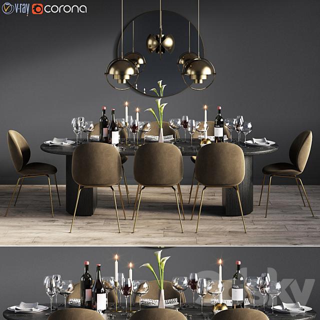 Dinning Set 08