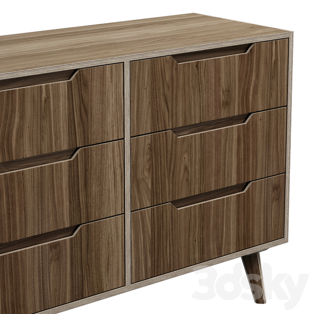 Chest of 2 sections from HEY! PLY