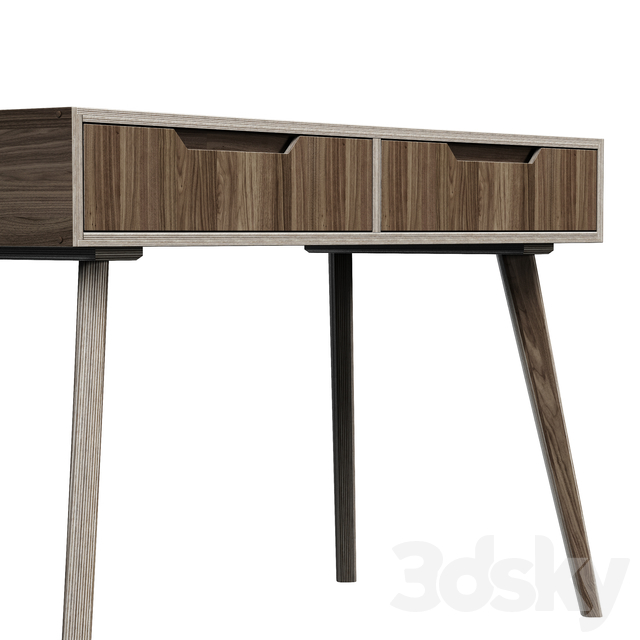 A writing desk from HEY! PLY
