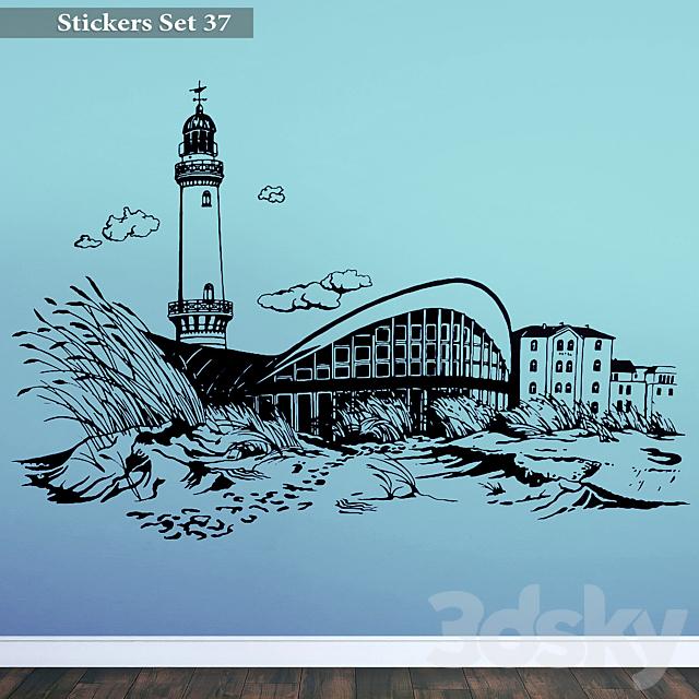 Stickers Set 37