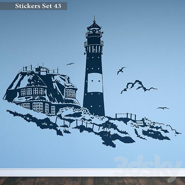 Stickers Set 43