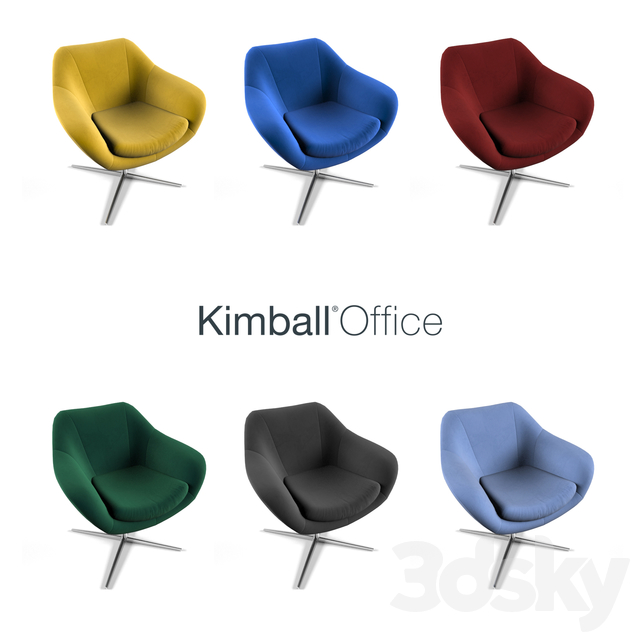 Chair Bloom Kimball