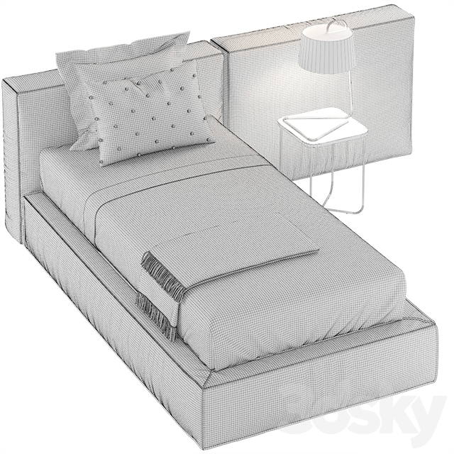 SINGLE BED 10