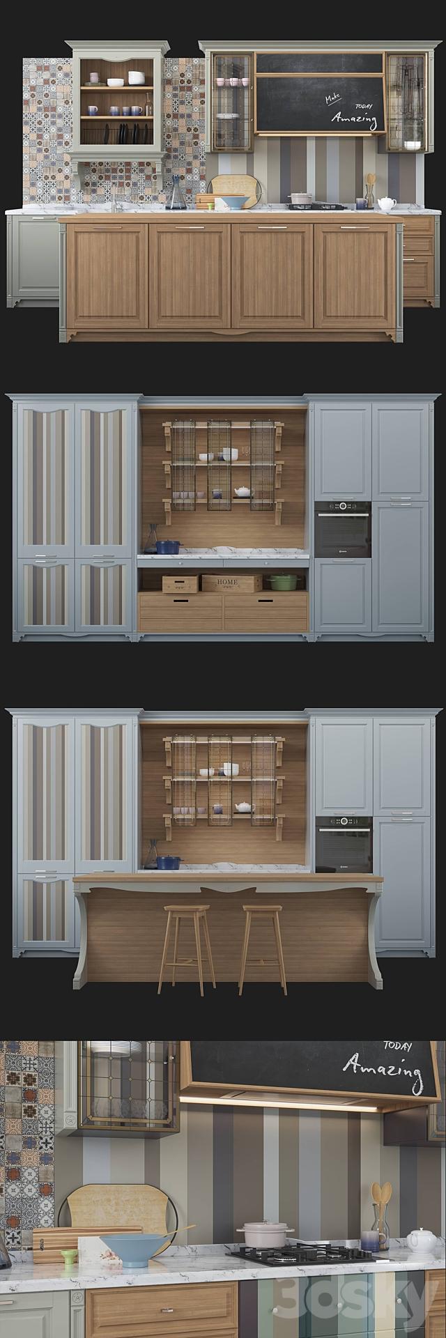 Kitchen Aster Cucine Portrait