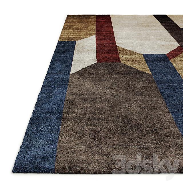 Composizione two rug