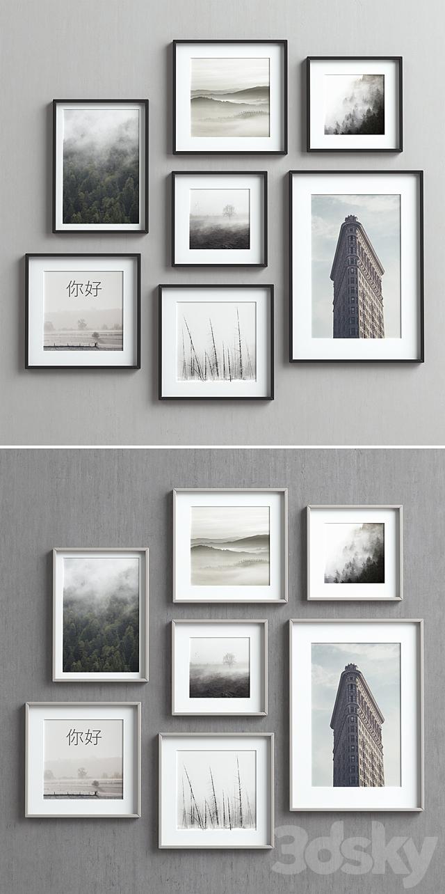 Picture Frames Set-60