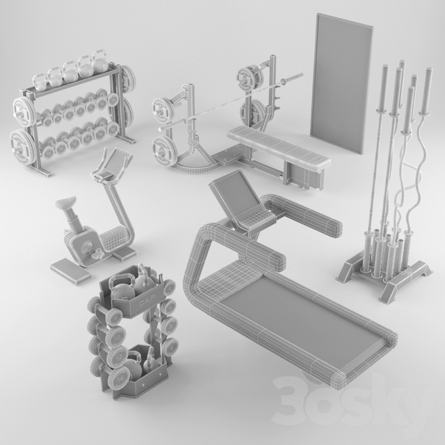 Equipment Gym 2