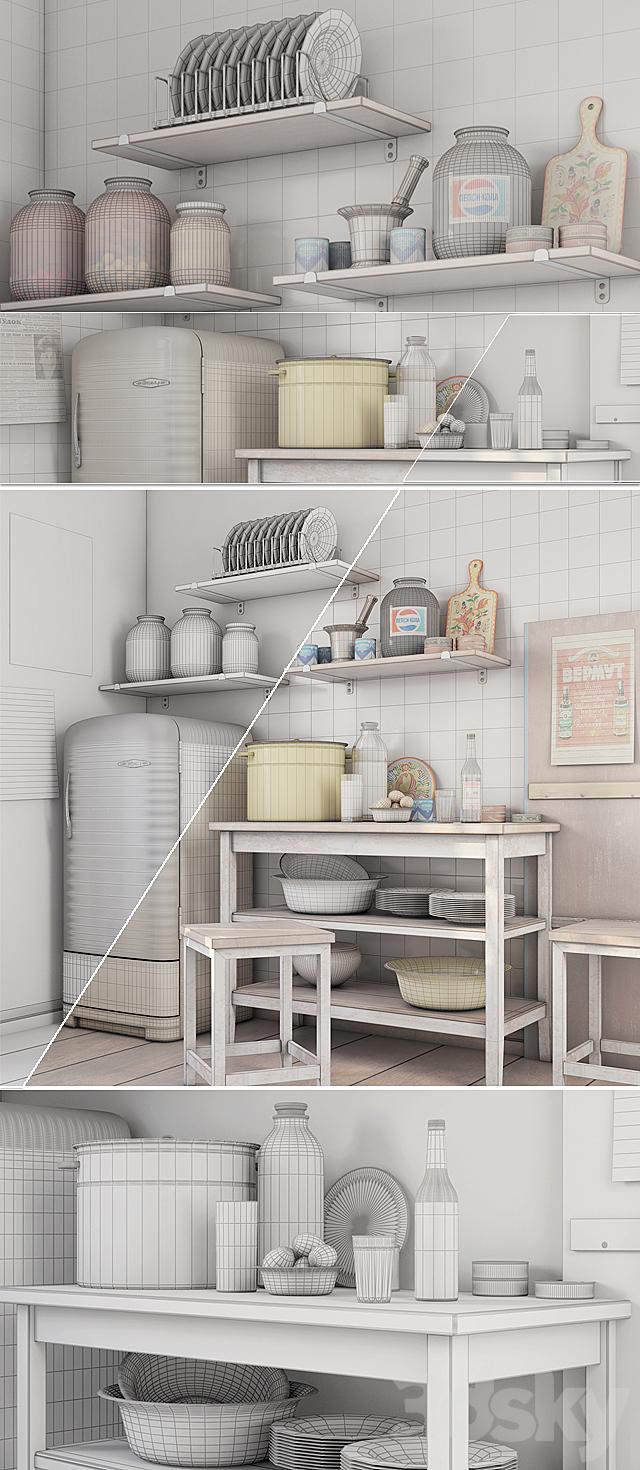 Kitchen_Decor \ USSR