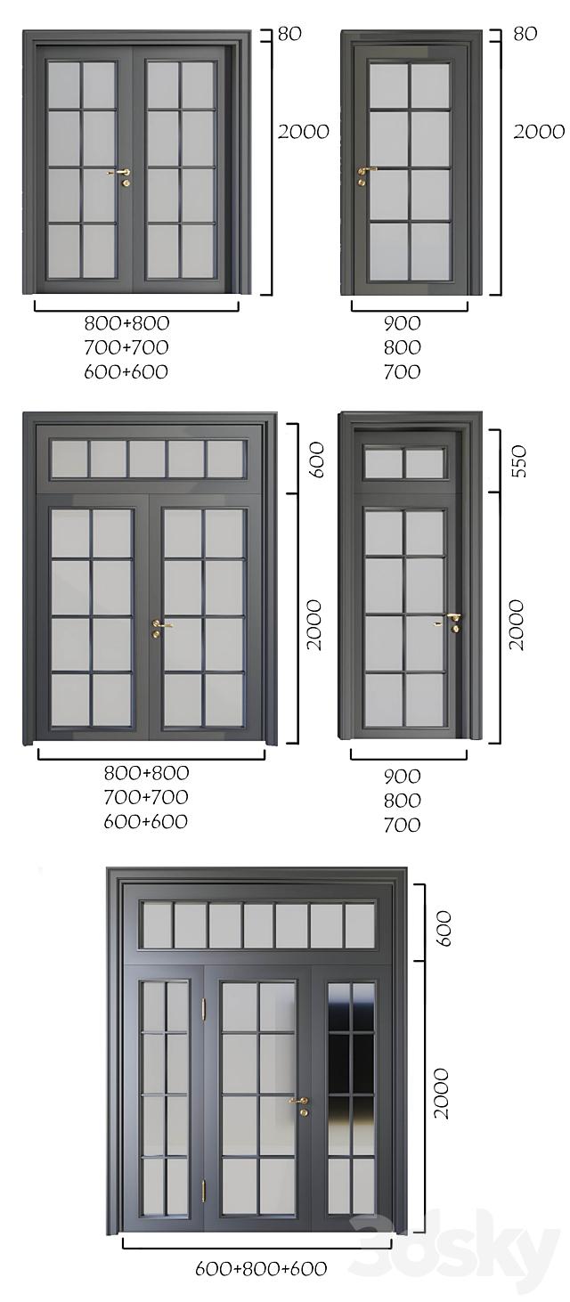 Volhovec_Doors_collection_Paris_set 4