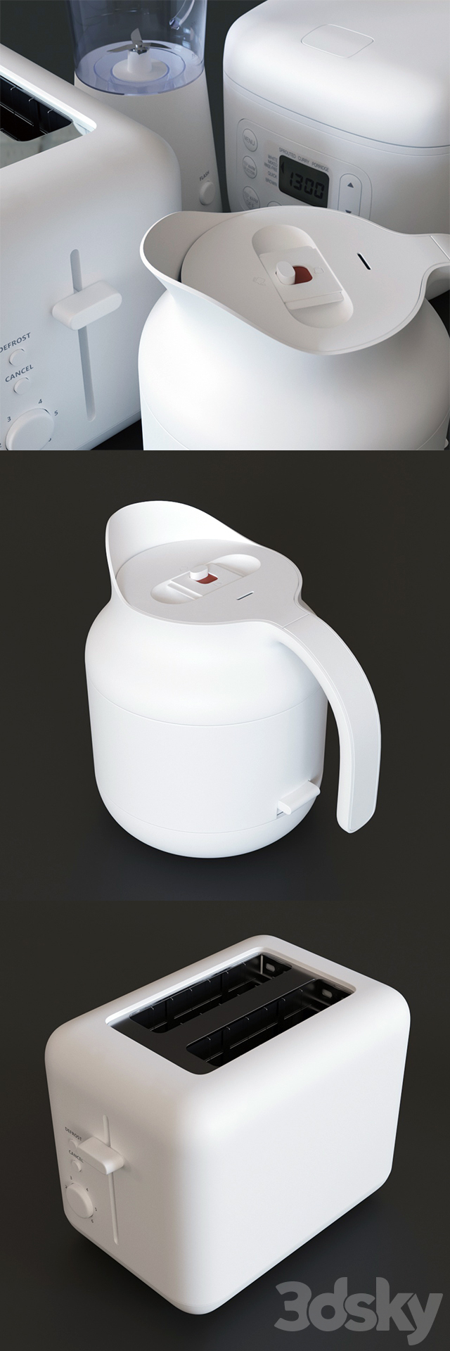 Home appliances Muji