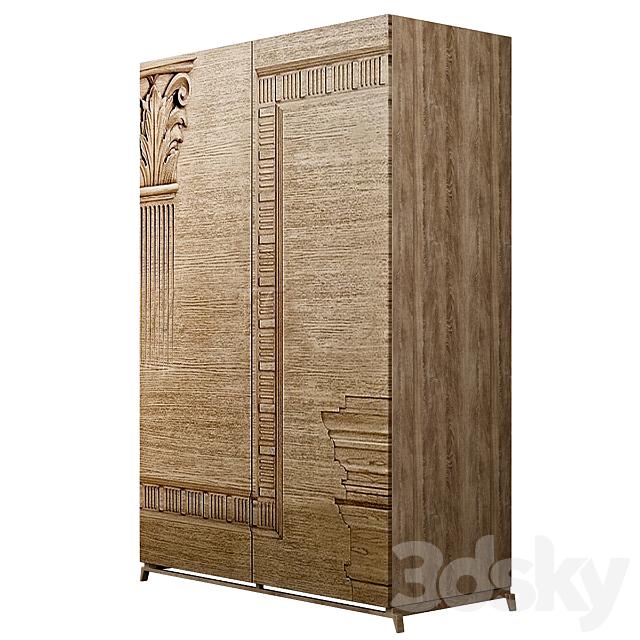 Wardrobe wood stuff