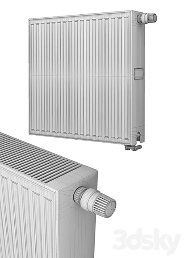 Steel panel radiators Kermi therm-x2 Profil L-50