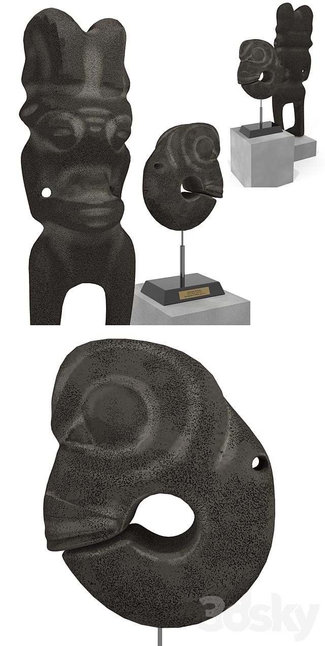 Hongshan Culture Sculptures