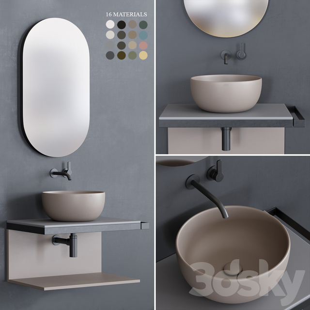 Ceramica Cielo Multiplo set 2