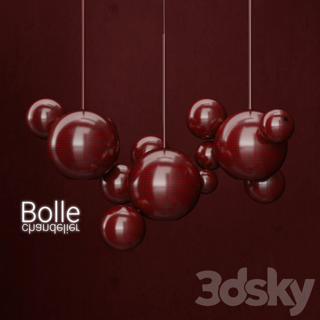 G & C Bolle 14 Bubble CLEAR / BLACK