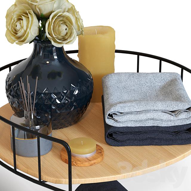 Decorative bathroom set 7
