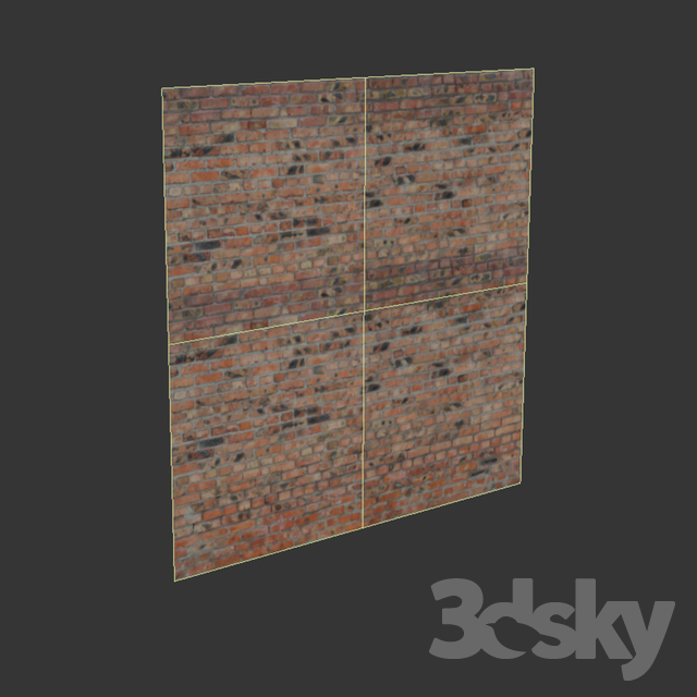 Facing brick _4