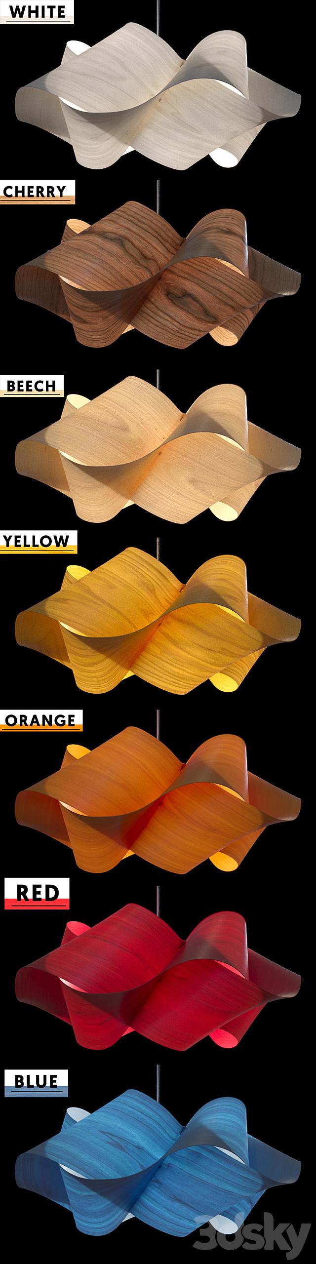 LZF - SWIRL ceiling light