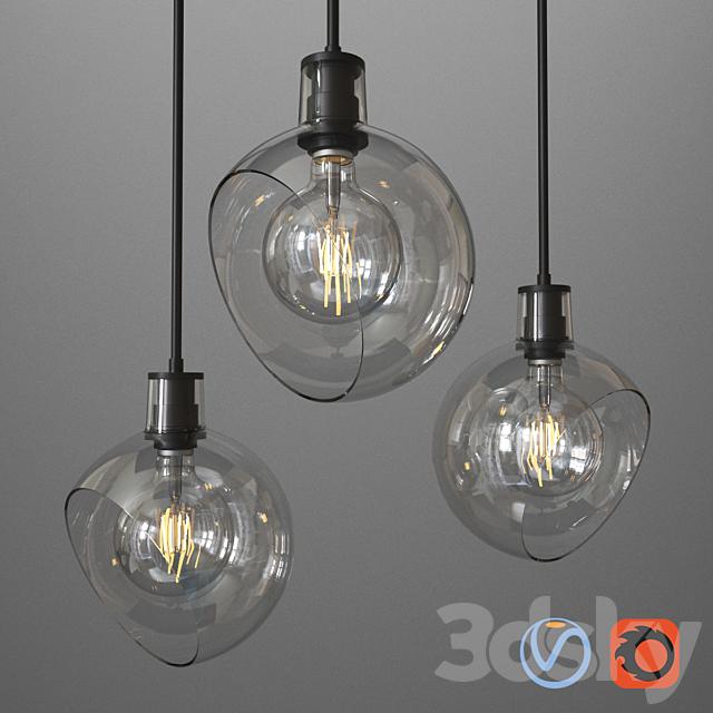 Models Chandelier Rejuvenation Lamp