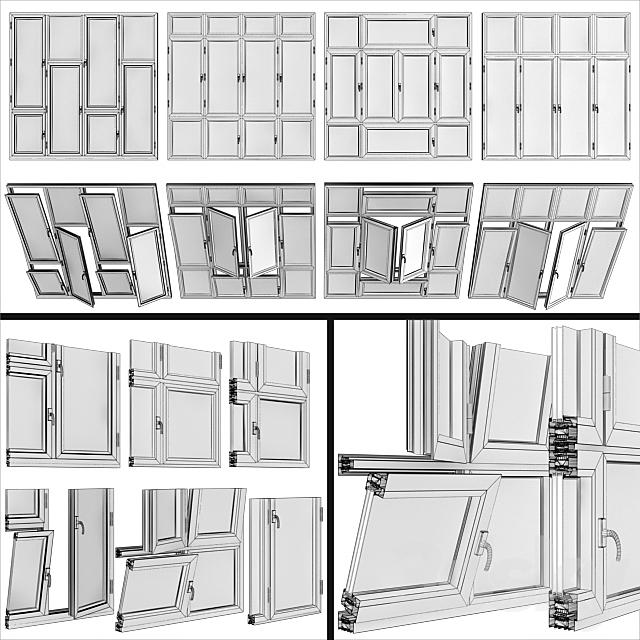Stained glass windows / Stained glass windows