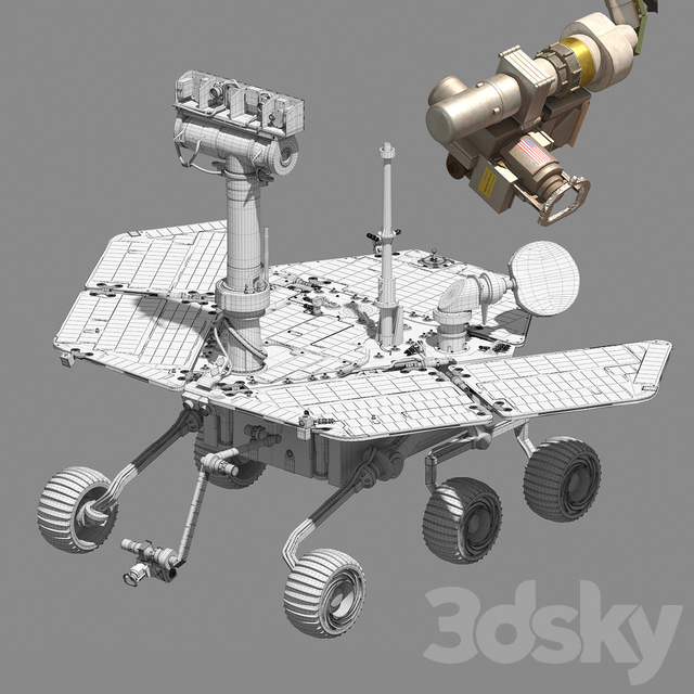 Opportuny rover