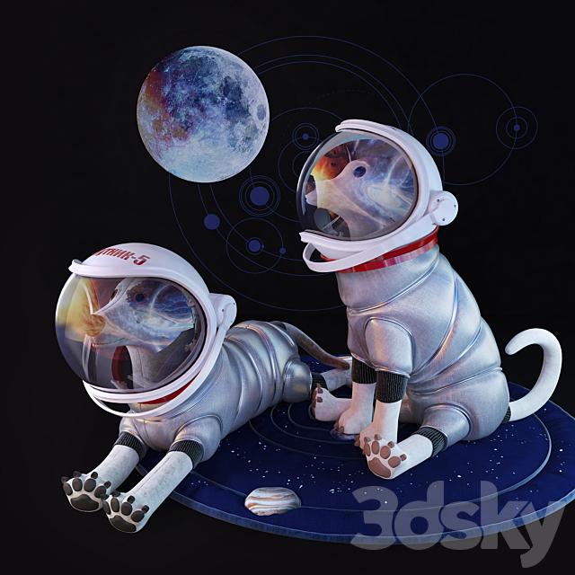 "Accessories for children ""Cosmos"""