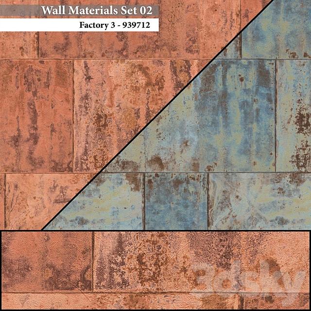 Wall Materials Set 02