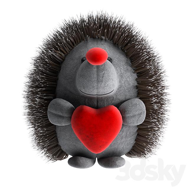 Hedgehog Toy