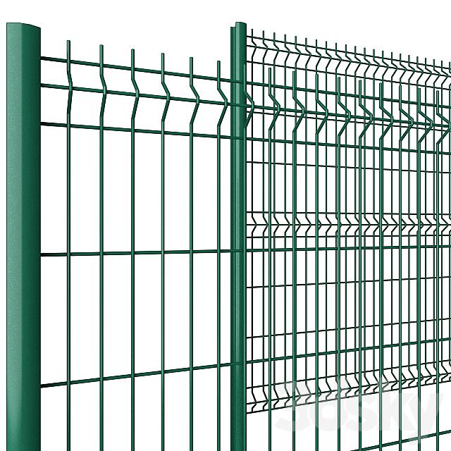 Wicket fence