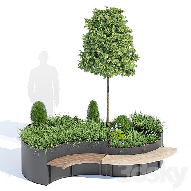 Flo planter