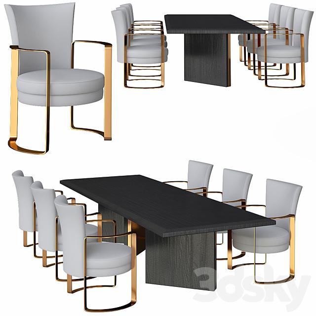 Fendi Dining Table