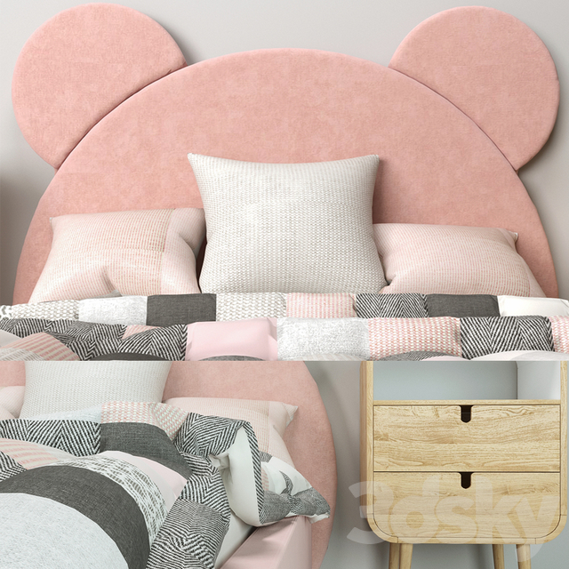 Baby bed Teddy