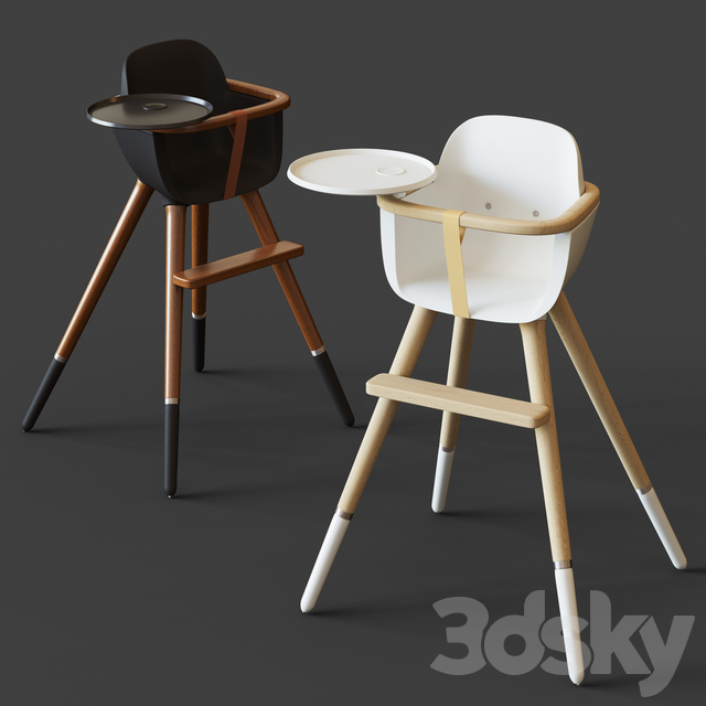 Children's stool Micuna Ovo transformer