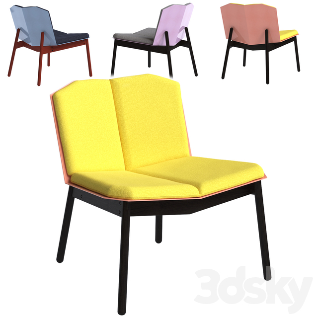 Cat`s Pajamas Lounge Chair