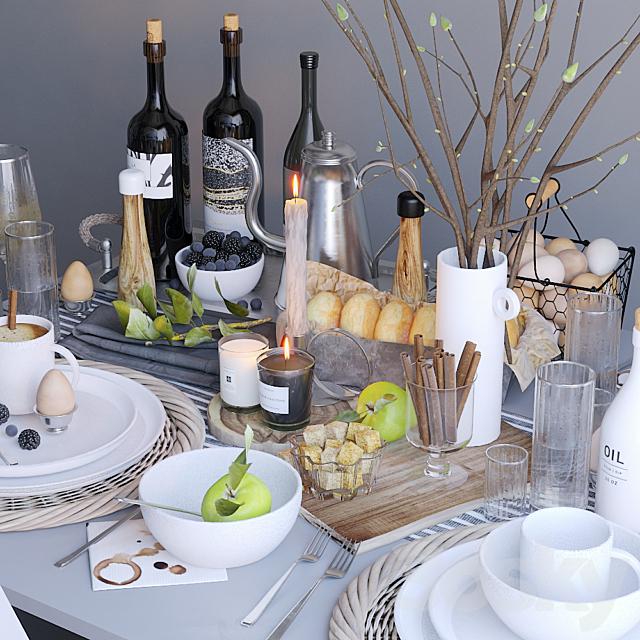 Table setting 29