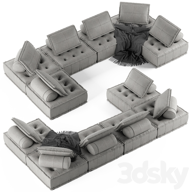 Loftdesigne Sofa 2945