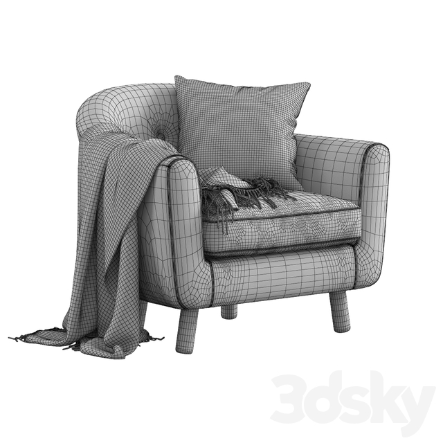 Made / Lottie Armchair