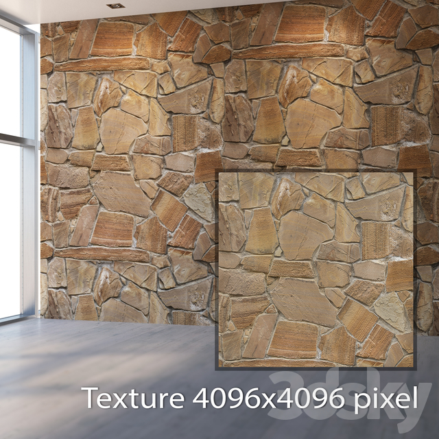 Natural stone 840