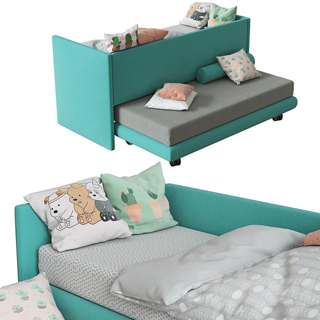 Children's bed 2MUCH from Twils