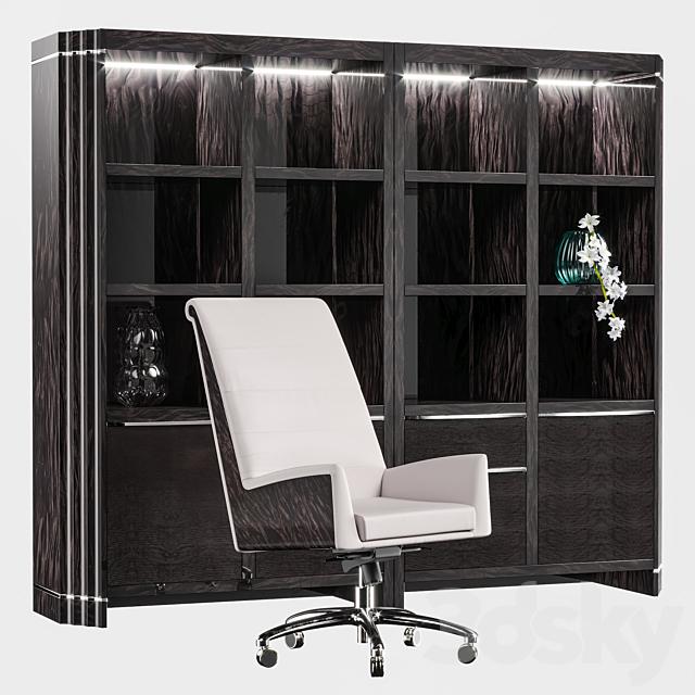 Giorgio Collection Presidential Office Set