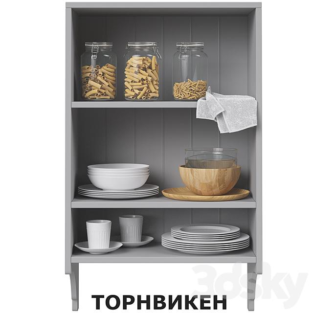 IKEA TORNVIKEN (TORNVIKEN) SET